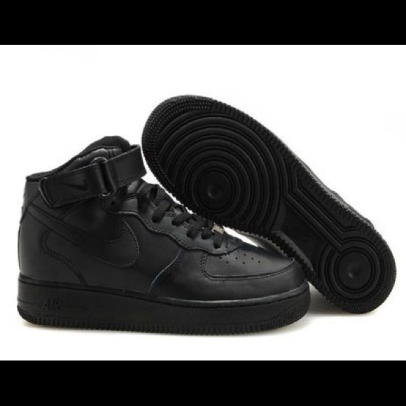 black air force 1 size 6.5