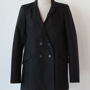 Zara Women's Studio Black Jacket