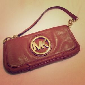 Authentic Michael Kors clutch