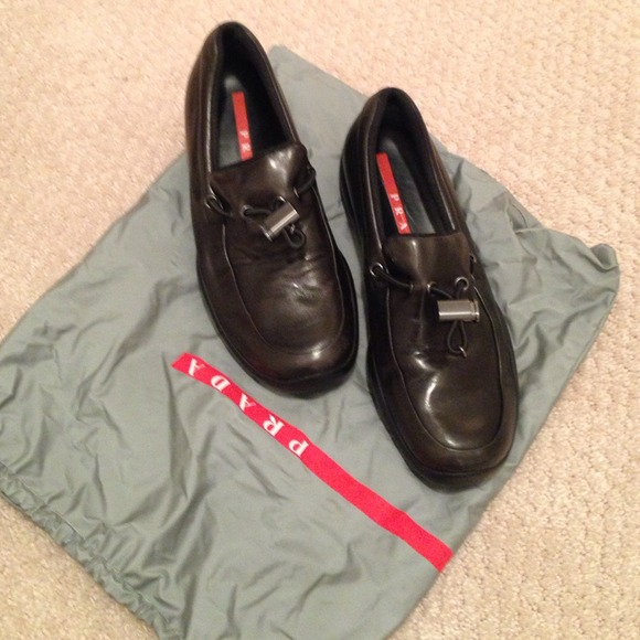 Prada Shoes - Prada loafers