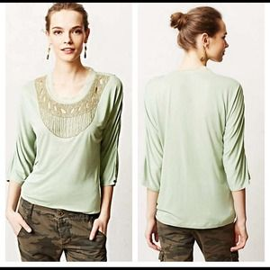 Anthropologie Tops - NWOT Anthro Jorie pullover