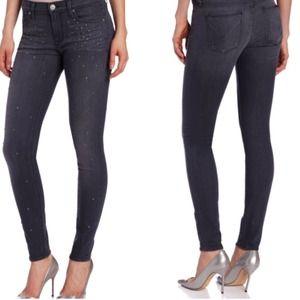 Hudson Jeans Denim - NWOT Hudson Studded Alloy Skinny Jeans