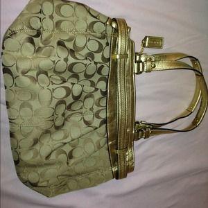 Authentic Coach bag.