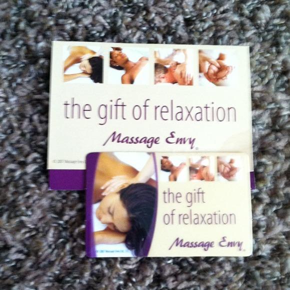 Massage Envy Other | Sale Gift Certificate Good For 78 | Poshmark
