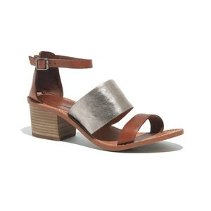 Madewell warren sandals