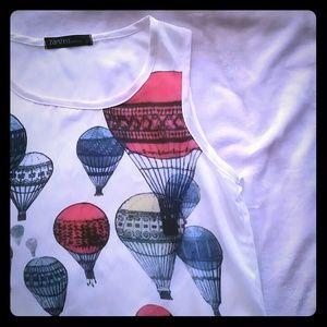 Tops - Balloon tank top L