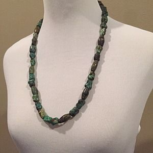 Jewelry - Authentic Turquoise necklace