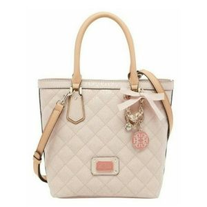 Guess Bags | Quilted Rose Bucketcrossbody
