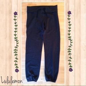 98860f64761ba lululemon athletica Pants   Lululemon Dark Grey After Asana   Poshmark
