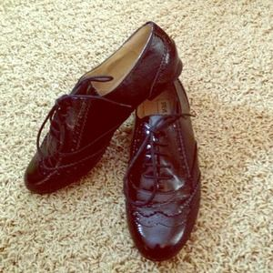 Steve Madden oxfords, 6