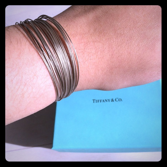 49% off Tiffany & Co. Jewelry - Tiffany & Co. sterling silver ...