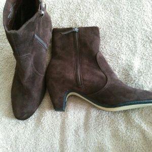 Sam Edelman Maddie Ankle Boots Size 7.5 m