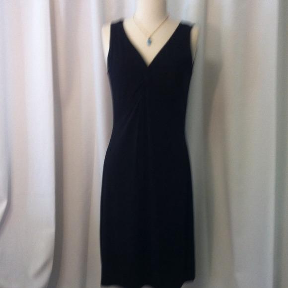 Mercer Madison Dresses Mercer Madison Pull Over Black Dress