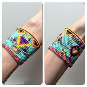 Hipanema Jewelry - Hipanema  |  beaded cuff