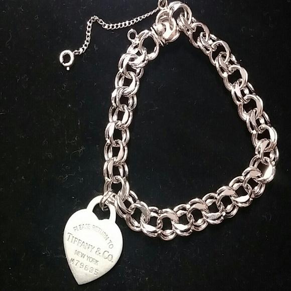 cdce9d32d Tiffany & Co. Jewelry | Tiffany Co Bracelet | Poshmark
