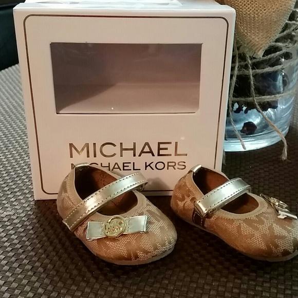 Michael Kors Shoes | Baby Shoes | Poshmark