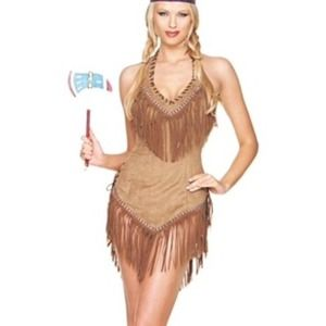 Dresses & Skirts - Native American Indian Princess Costume