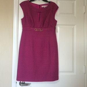 Trina Turk plum dress