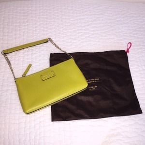 Kate Spade Wellesley Byrd (yellow)