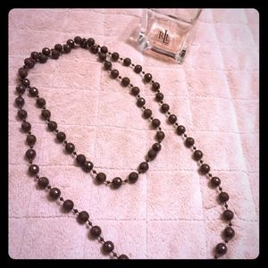 Jewelry - 📌HOTDEAL • Rosary bead like Necklace