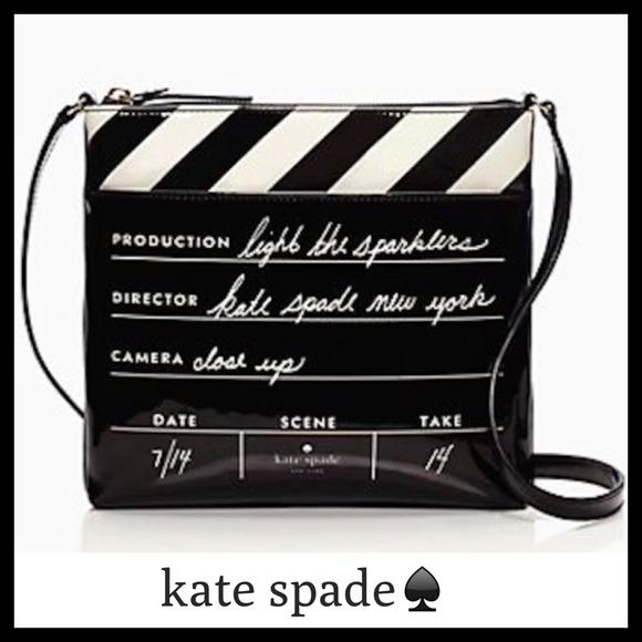 kate spade Sparklers crossbody bag. Price Firm.