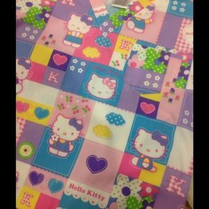 Hello Kitty Child Scrubs