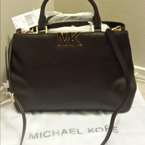 0d47da5e4582 MICHAEL Michael Kors Bags | 100 Authentic Mk Florence Satchel | Poshmark