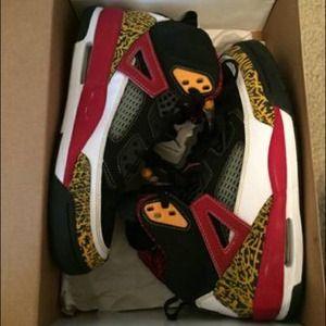 Jordan Shoes - Basically NEW Jordan Spiz'ike