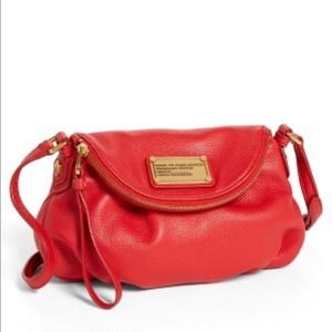Marc Jacobs Classic Q Mini Natasha Leather Bag