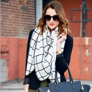 ASOS Accessories - ASOS Blanket Scarf