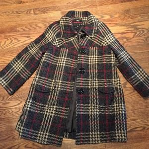 Miss Sixty Outerwear - Miss Sixty plaid coat