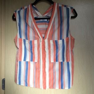 Dolce Vita Tops - SOLD - DV Dolce Vita striped top