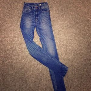 Zara High Waisted Jeans!