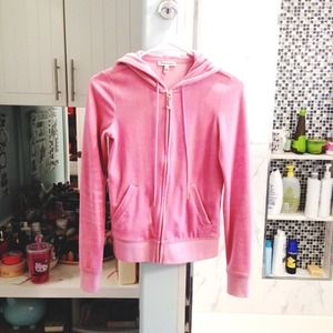 ❤️Juicy Couture Velour Hoodie❤️