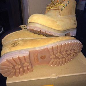 Menns Timberland Støvler Størrelse 10,5
