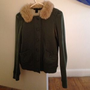 Marc by Marc Jacobs sweater/jacket