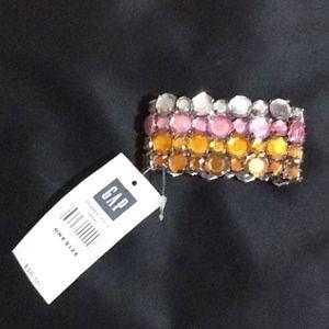 GAP Rhinestone Bracelet