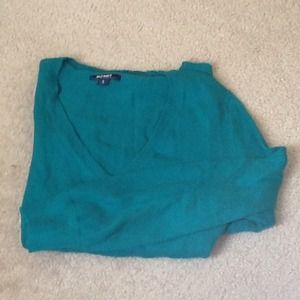 Emerald green old navy sweater