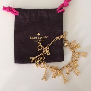 Kate Spade Parisian Lights Charm Bracelet