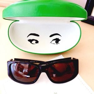 kate spade Accessories - Kate Spade Sabrina tortoise shell sunglass