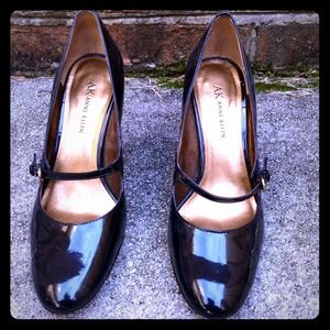 Anne Klein Shoes - Anne Klein Patent Leather Mary Janes