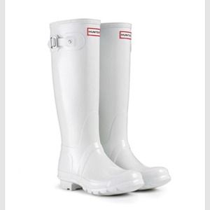 53% off Hunter Boots Boots - Hunter rain boots from G's closet on ...
