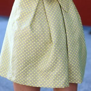 ASOS Dresses & Skirts - ASOS NEON DOT DRESS | size 6P