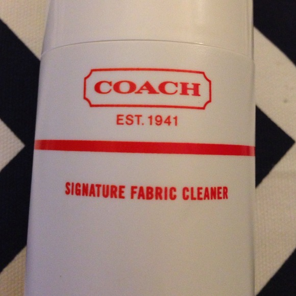 coach other coach signature fabric cleaner - Coach Cleaner