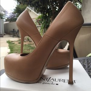 YSL Tribtoo 105 Pumps