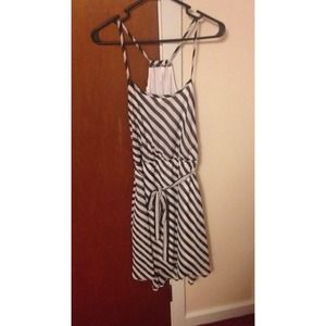 **REDUCED PRICE** Casual striped dress