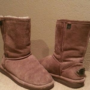 Must Go Final Price Navy Blue Bearpaw Boots 5 From Chloe