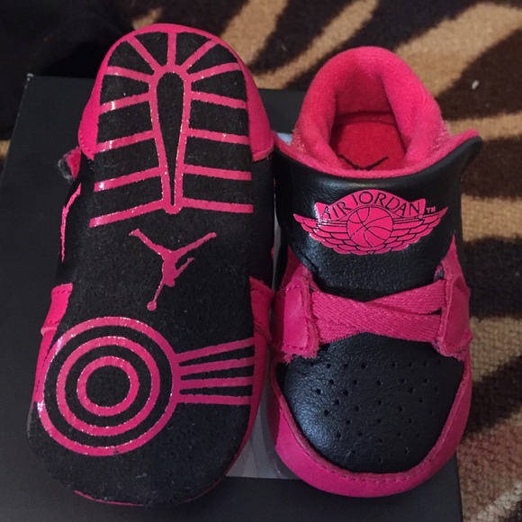 Pink Girl Jordan Shoes Pink Baby Girl Jordan Shoes