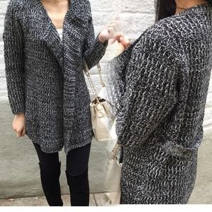 Holiday Sale 🎊Open front knitted cardigan