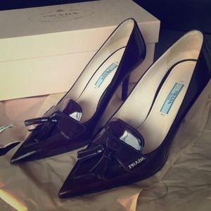 PRADA shoes, brand new. Clearance price!